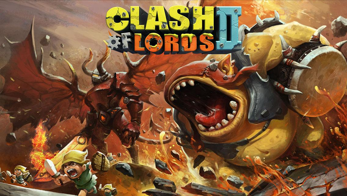 Clash of Lords 2: Italiano Screenshot