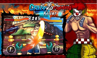 Screenshot of Super KO Fighting II