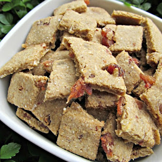Gluten-Free Apple Bacon Treats