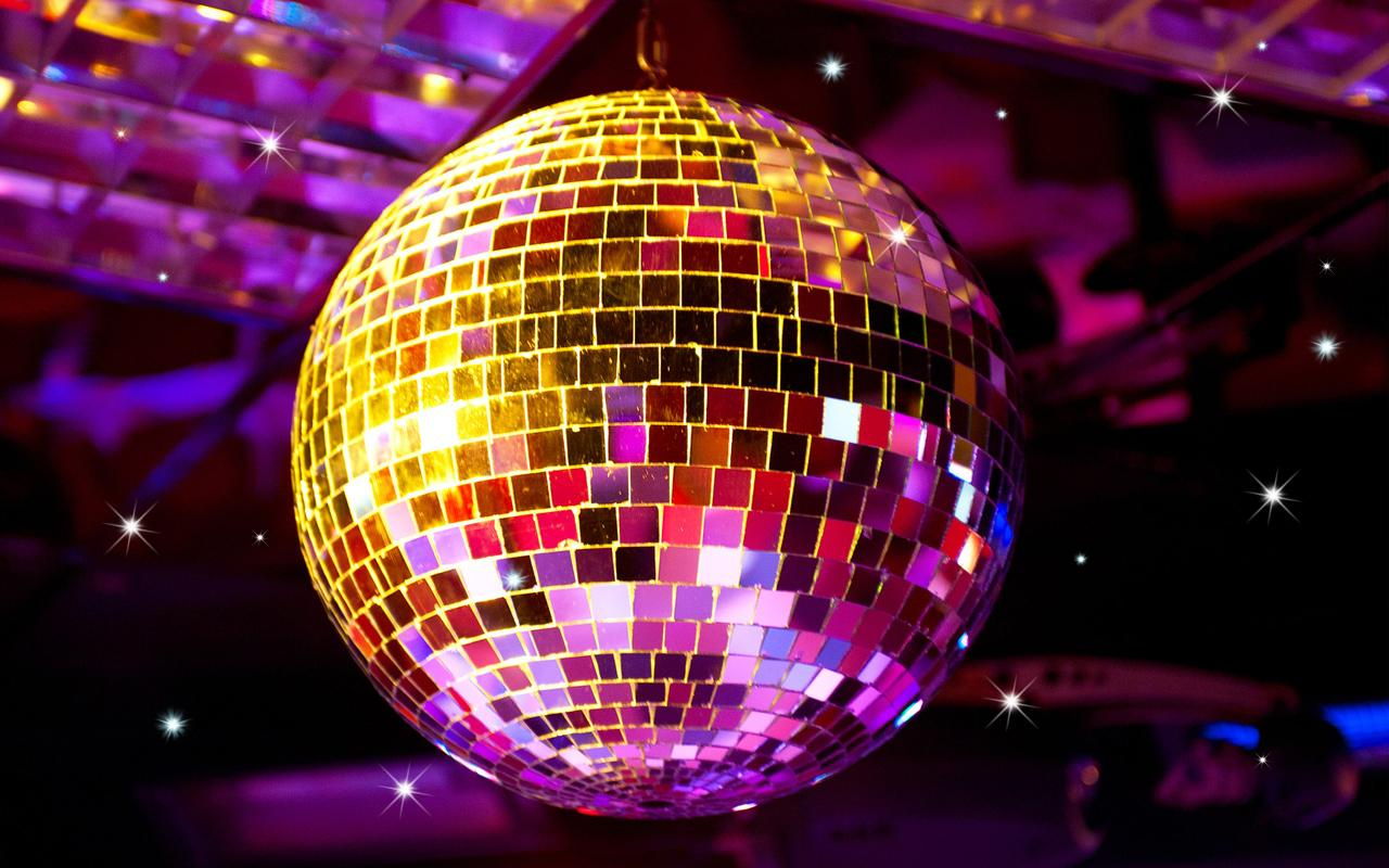 Фото диско шар