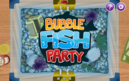 Game bubble fish party apk for kindle fire download for Bubble fish game