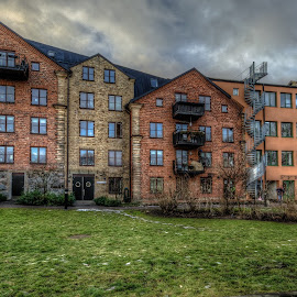 Gustafsberg by Bojan Bilas - Buildings & Architecture Homes ( sweden, building, stockholm, hdr, architecture, homes )