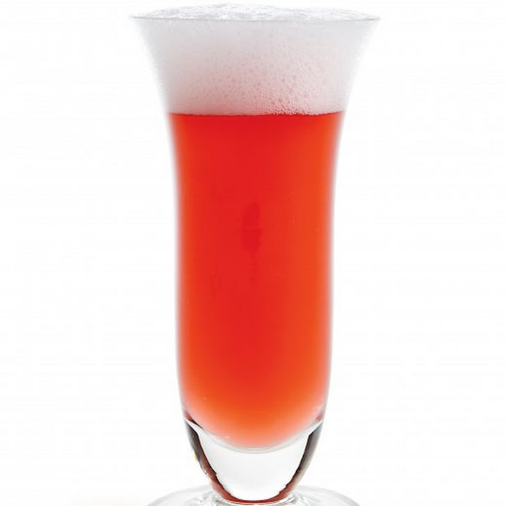Raspberry Gin Fizz Recipe | Yummly