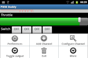 Screenshot of PWM Buddy