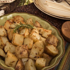 Herb-crusted Russet Potatoes