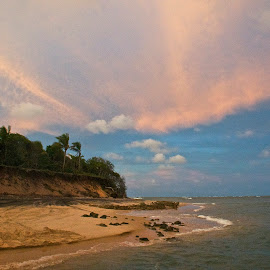 Malembá beach / Brasil by Francisco Diniz - Landscapes Beaches