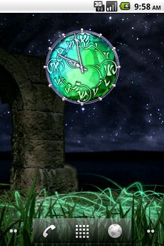 Mystic Clock