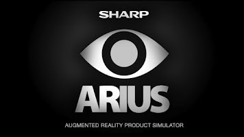 Screenshot of Sharp ARIUS
