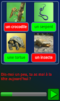 Screenshot of efTeacher - Learn French