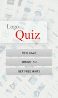 Screenshot of Logos Quiz