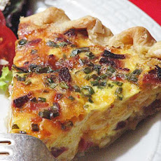 Country Ham Quiche