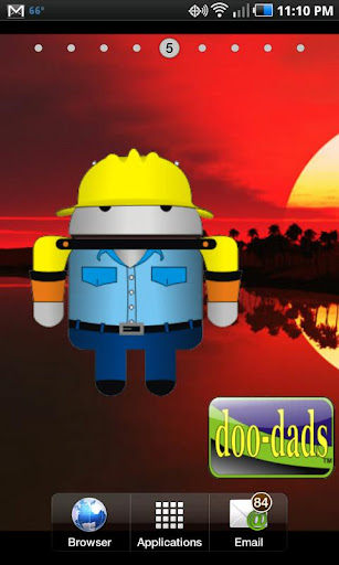 Droid Lineman doo-dad