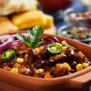 Quick and Easy Mexican Beef Chili