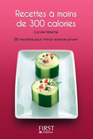 Recettes moins de 300 calories