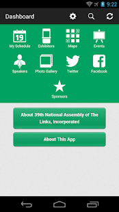 39th Assembly of The Links Inc - screenshot