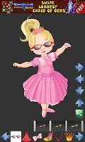 Screenshot of Dress up Princess for kids