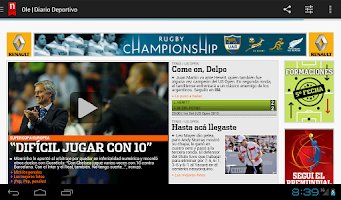 Screenshot of Neonews Honduras
