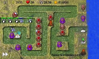 Screenshot of New Eskimo Defense LITE