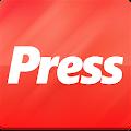 Android aplikacija Press Online
