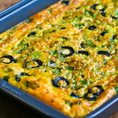 Bobbi's Egg and Green Chile Breakfast Casserole