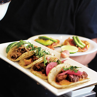 Guajillo-Braised Beef Short Rib Taco