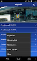 Screenshot of ALDI SUISSE