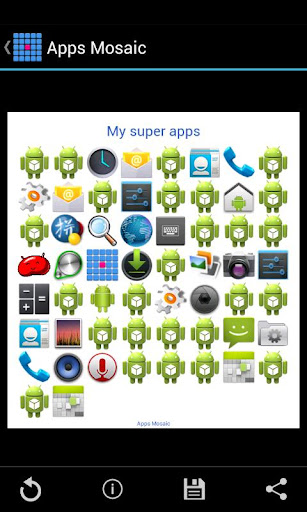Apps Mosaic