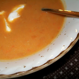Crock-Pot Pumpkin Soup