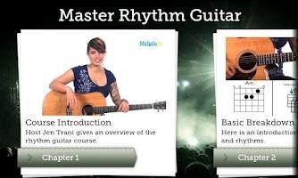 Screenshot of Master Rhythm Guitar