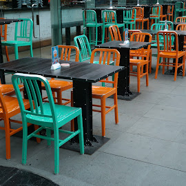 Outdoor Chairs by Koh Chip Whye - Artistic Objects Furniture (  )