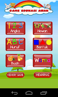 Game Edukasi Anak Lengkap- screenshot thumbnail