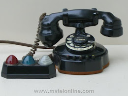 Cradle Phones - Western Electric 205 1