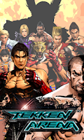 Screenshot of Tekken Arena