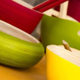 by Emma Osborne - Artistic Objects Cups, Plates & Utensils