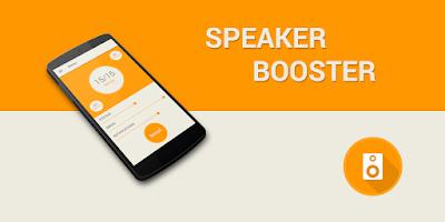 Screenshot of Speaker Booster