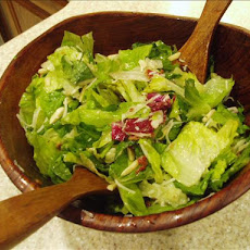 Low Carb Best-Ever Green Salad