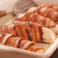 Bacon Chicken Roll-Ups