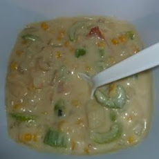 Celery Potato Chowder