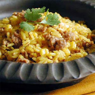 Southwest Sausage and Rice
