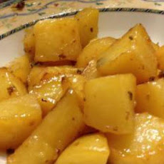 Ellinikos Lemoni Patatas (Greek Lemon Potatoes)