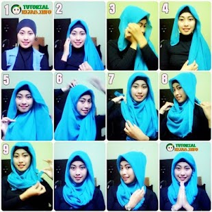 Kamus Tutorial Hijab - screenshot