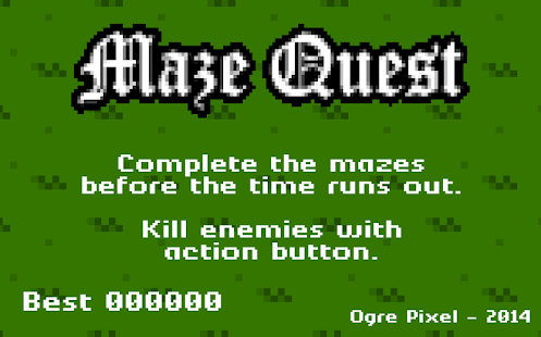 Maze Quest - screenshot