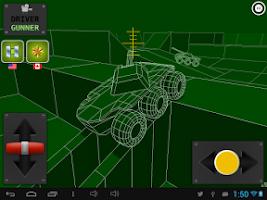 Screenshot of Six Wheels and a Gun (FREE)