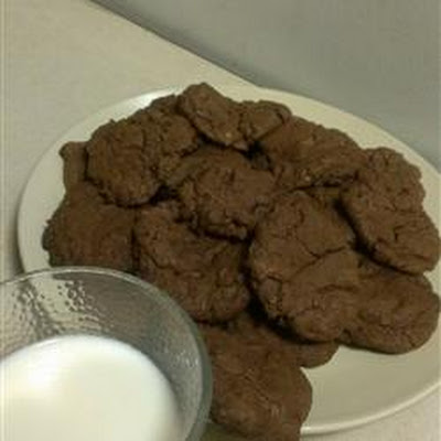Chewy Chocolate Cookies III