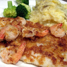 Crispy Basa Fish & Shrimp