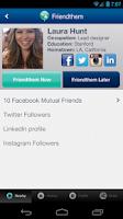Screenshot of Friendthem