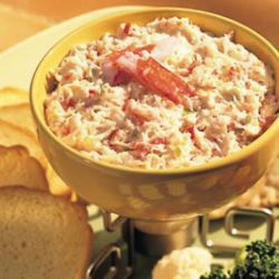 Crab And Pepper Dip