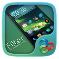 Free Filter GO Launcher Theme APK for Windows 8