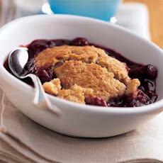 Mixed-Fruit Cobbler