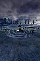 Screenshot of Pebble